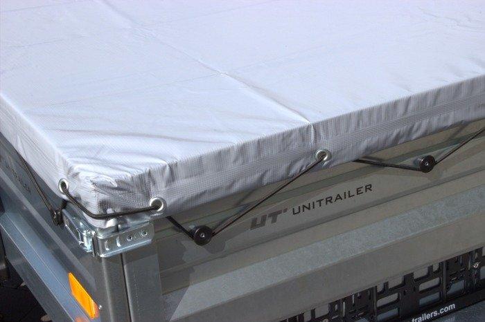 Acoperire plată 200 × 106 Unitrailer pentru remorci Garden Trailer 200