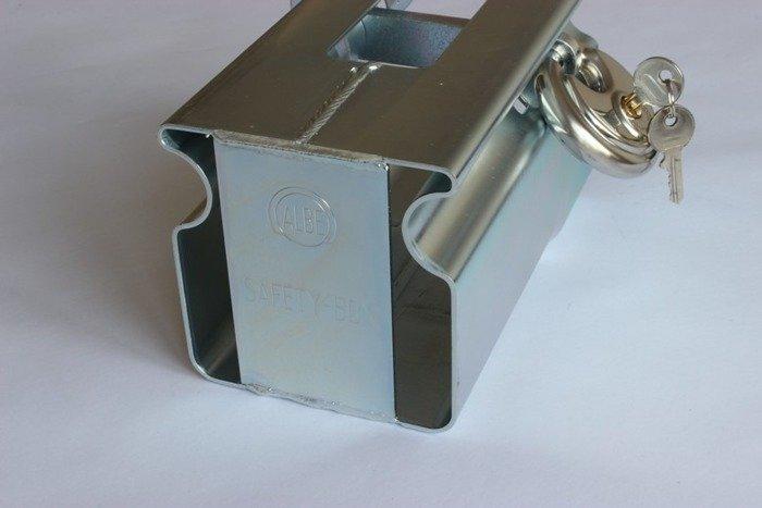 Antifurt cuplă remorcare ALBE Safety-Box