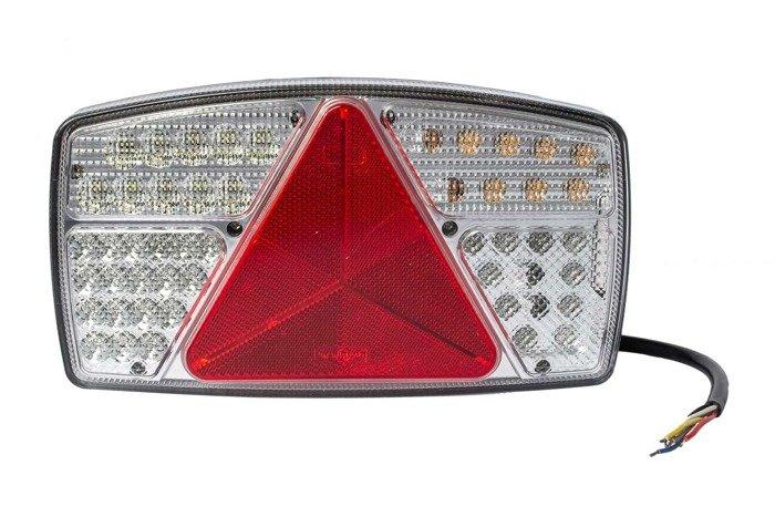 Fabrilcar by Aspöck lampă spate LED 7- funcțională dreaptă