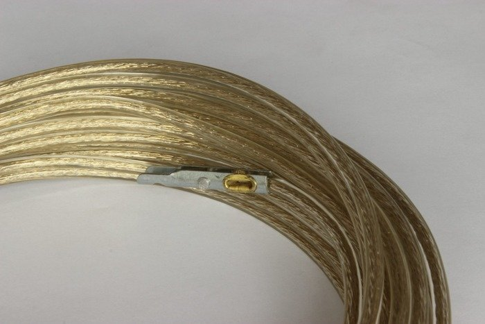 Frânghie vamală forjată cu miez de oțel de 15 m