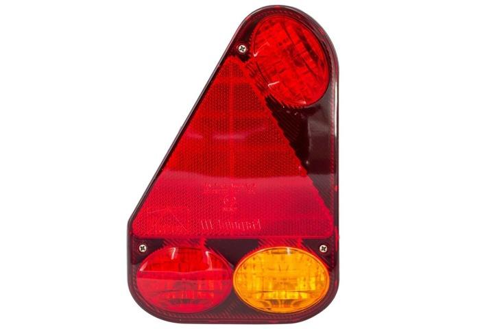 Lampă spate Aspöck Earpoint III stângă-5-PIN