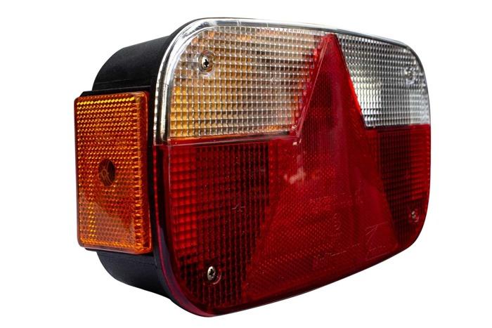 Lampă spate stânga Multipoint III pentru remorci auto - Aspöck