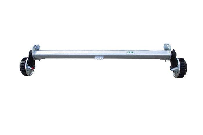 Osie cu frână pentru remorci auto AL-KO 1400 mm 1500 kg 5x112