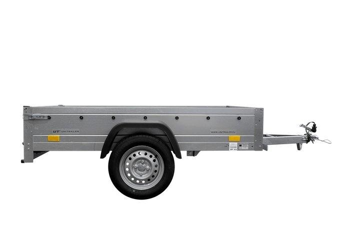 Remorcă auto monoax Unitrailer GARDEN TRAILER 200 KIPP