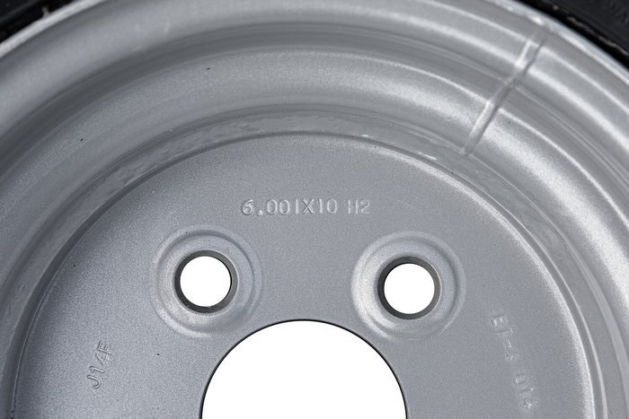 Roată completă 195/55 R10C 5x112 + anvelopă Kenda