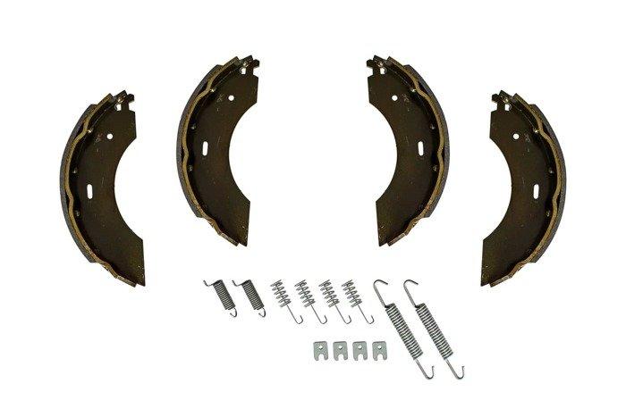 Saboți frână pentru osii AL-KO cu un complet de arcuri 230x60 2360/2361 SGE-199S