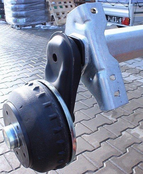 Șasiu complet pentru remorci auto AL-KO 2700 kg