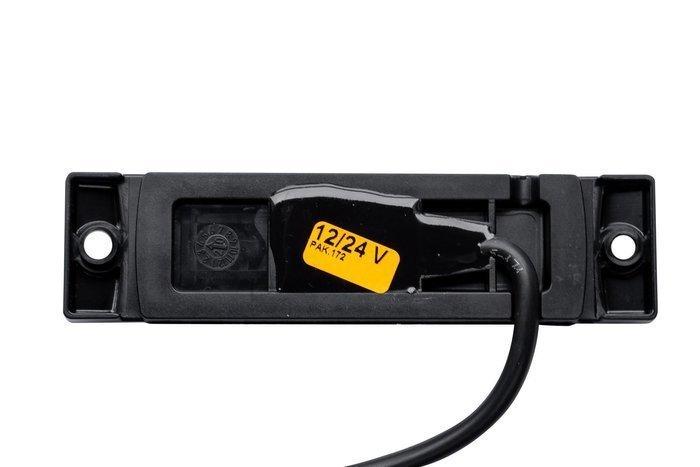 Set de 4 lămpi gabarit LED cu reflector alb Horpol