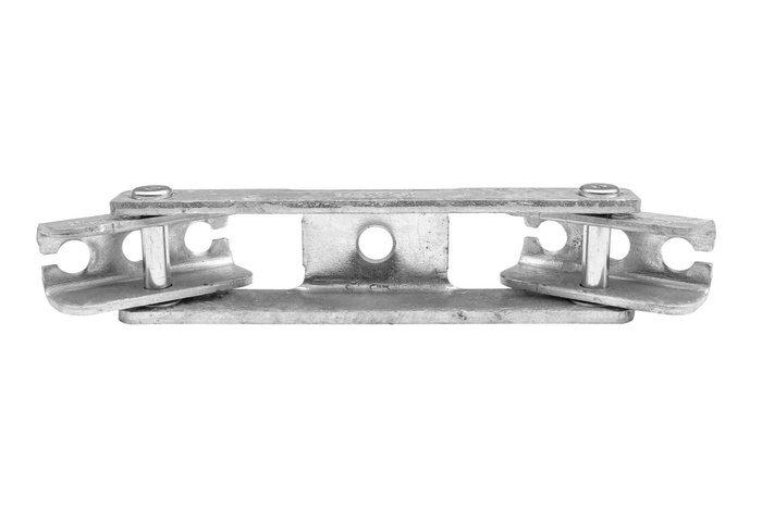 Stabilizator pentru cabluri de frână osii tandem